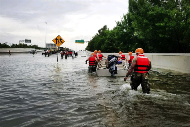 Social Media's Role in Natural Disasters Can Be Better