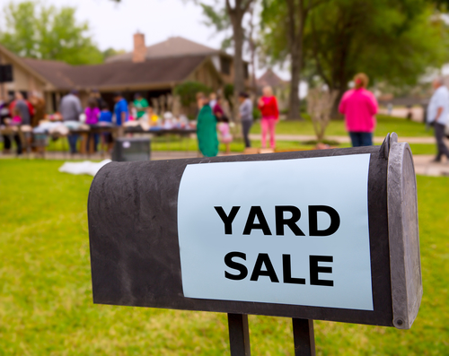 Yard Sales Made Easier with Go2