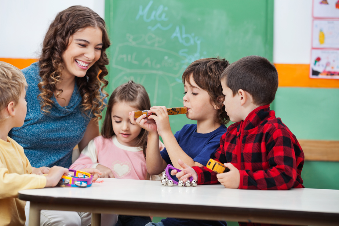 Choosing the Right Childcare Center
