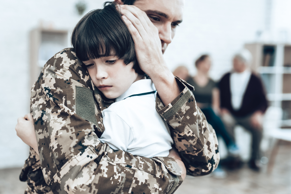 How to Include a Deployed Parent in the Classroom
