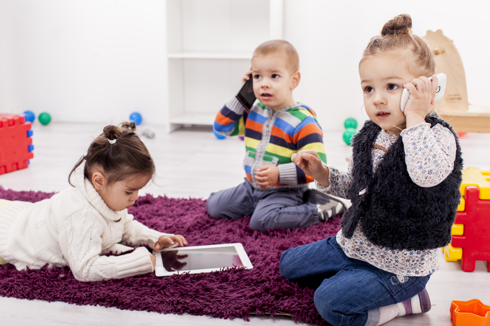 Childcare Organizations Happiness in Digital Age