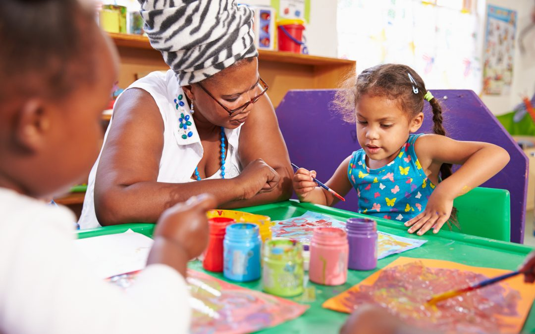 Go2sLearnAtHome: Helping Preschoolers Continue to Play with a Purpose